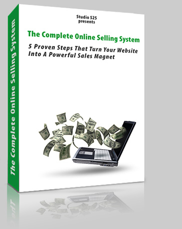 The Complete Online Selling System